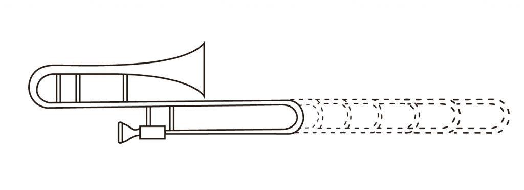 Explicación básica del trombón